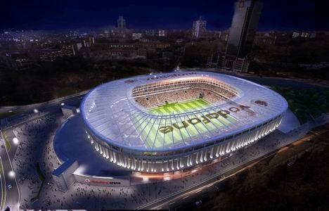Vodafone Arena Böyle Olacak