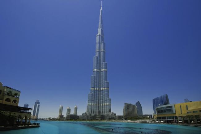 Dünyanın En Yüksek Binaları