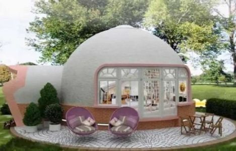 Japonlar 2 Saatte 300 Yıl Kalabilen Ev Yapıyor