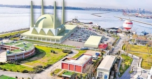Kadıköy Rıhtım'a yapılacak camiye Koruma Kurulu onay verdi