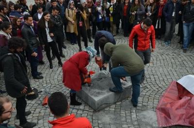 YTU Yapı Klübü Civil Istanbul Etkinliği