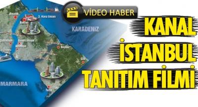 Kanal İstanbul Tanıtım