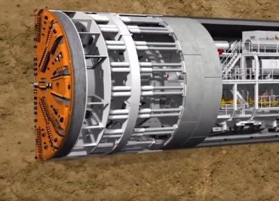 Metro tünelleri nasıl inşa edilir