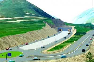 Ovit Tüneli / Rize Erzurum Karayolu / Karadeniz-Güneydoğu Karayolu Projesi